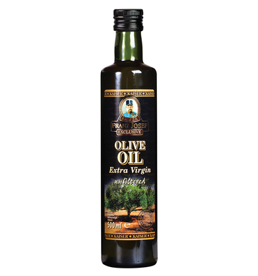 Extra Virgin Olive Oil, Unfiltered 500ml