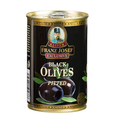 Pitted Black Olives 300 g