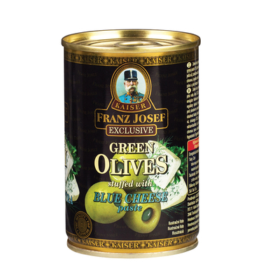 Olives Stuffed with Blue Cheese Paste 300g