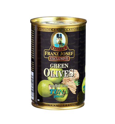 Green Olives Stuffed with Tuna Paste 300g