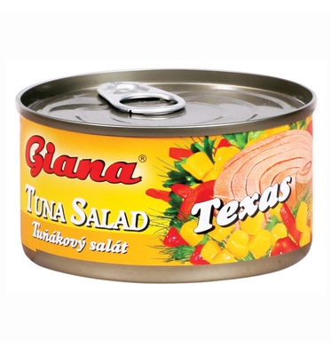 Tuna Salad TEXAS 185g