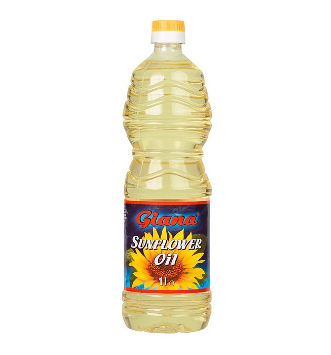 Sunflower Oil 1l - Gaston, s.r.o.
