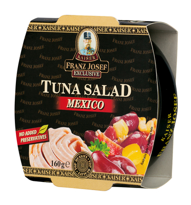 Tuna salad MEXICO 160g