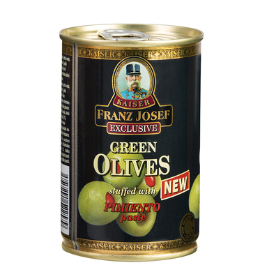 Green Olives Stuffed with Pimiento Paste 300g