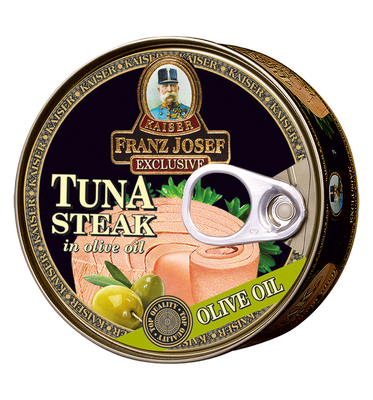 Tuna Steak in Olive Oil 150g